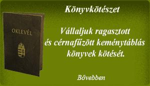 Könyvkötészet