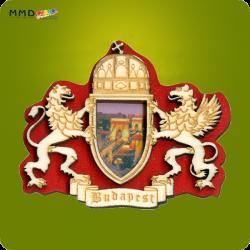 Budapest címer