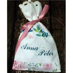 Köszönet textil Anna-Peter