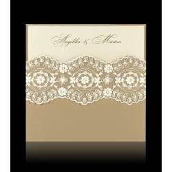 Esküvői meghívó D 1806