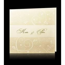 Esküvői meghívó C 0306