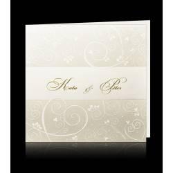 Esküvői meghívó C 0305