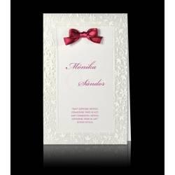 Esküvői meghívó C 1605
