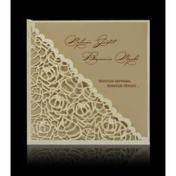 Esküvői meghívó D 0703